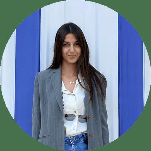 לורינה שותפה מייסדת של פנאן לדבר ערבית